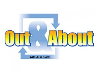 Julie Card's Out and About