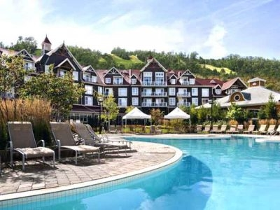 Accommodations in Collingwood and Blue Mountain