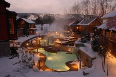 Scandinave Spa Blue Mountain Voted 3rd in Canada by Spa Visitors