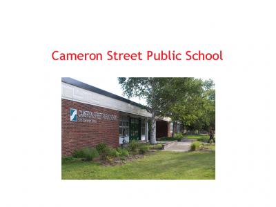 Cameron Street Public School