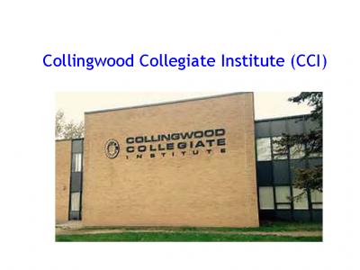 Collingwood Collegiate Institute (CCI)