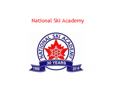 National Ski Academy