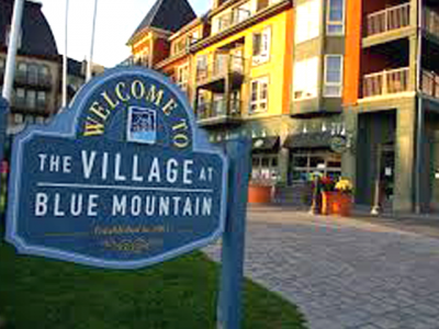 Village at Blue Mountain
