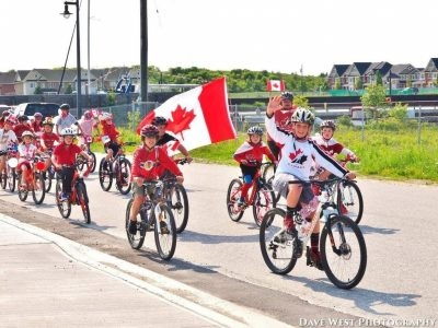 Celebrate Canada Day in Collingwood